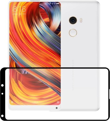 Case Creation Edge To Edge Tempered Glass for Mi Mix 2(Pack of 1)