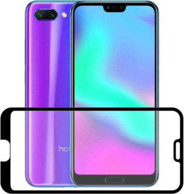 Case Creation Tempered Glass Guard for Honor 10(Pack of 1)