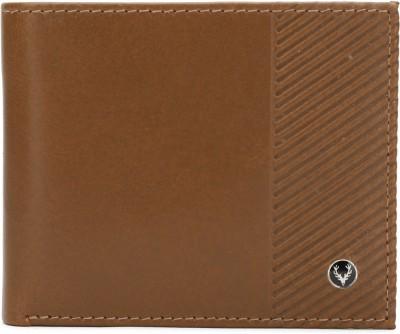Allen Solly Men Formal Brown Artificial Leather Wallet 6 Card Slots Allen Solly Wallets