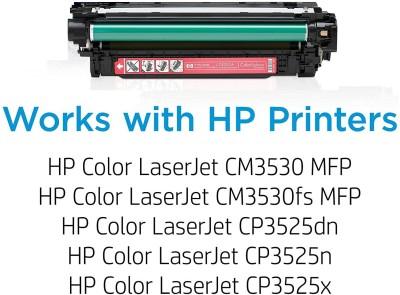 4G Original Hp 504A Magenta Toner Cartridge CE253A Magenta Ink Toner 4G Toners