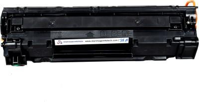STAR IMAGE INFOTECH 36A COMPATIBLE CARTRIDGE Black Ink Toner STAR IMAGE INFOTECH Toners