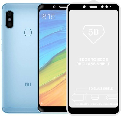 Case Creation Tempered Glass Guard for Mi Redmi Y2(Pack of 1)