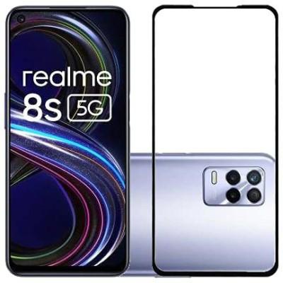 LIKEDESIGN Edge To Edge Tempered Glass for Realme 8s 5G, Oppo A53, Oppo A33, Mi Rredmi Note 9, Realme 7, Realme Narzo 20 Pro, Realme 6, Realme 6i, Realme 7i, OPPO F11 PRO, OPPO A52, Realme Narzo 30 Pro, POCO M3 Pro, POCO M3 Pro 5G, Realme Narzo 30 Pro 5G, Realme Narzo 30 5G(Pack of 1)