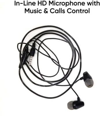 WHISTLE9 Deep Bass Earphone Headset with Mic Wired Headset Smart Headphones Wired WHISTLE9 Smart Headphones
