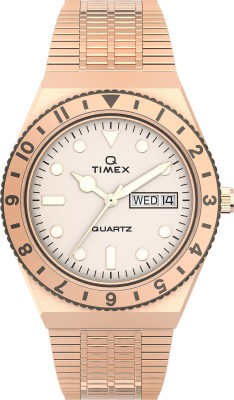 TIMEX Q Reissue Analog Watch - For Women