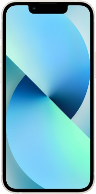 APPLE iPhone 13 Mini (Starlight, 256 GB)
