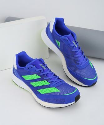 ADIDAS Adizero Adios 6 M Running Shoes For Men Blue ADIDAS Sports Shoes