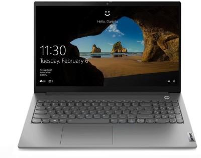 Lenovo Thinkbook Core i7 11th Gen - (16 GB/512 GB SSD/Windows 10 Home) TB15 ITL G2 Thin and Light Laptop(15...