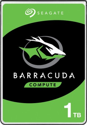 Seagate Barracuda with 2.5 inch SATA 6 Gb/s 5400 RPM 128 MB Cache for PC Laptop 1 TB Laptop Internal...