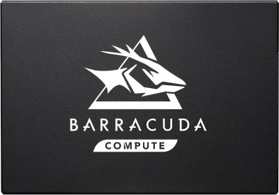 Seagate Barracuda Q1 - 2.5 inch SATA 6 Gb/s for PC Laptop Upgrade 3D QLC NAND 480 GB Laptop Internal...