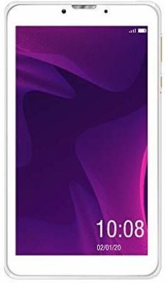 Swipe STRIKE 4G Volte 3  GB RAM 32  GB ROM 7 inch with Wi Fi+4G Tablet  Gold  Swipe Tablets with Call Facility