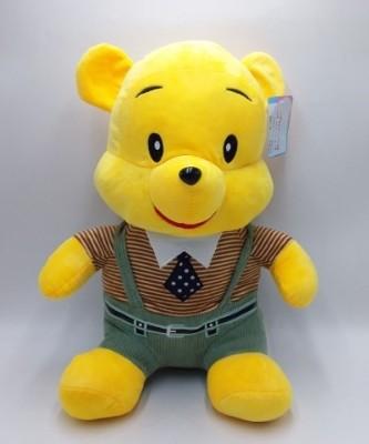 AV Shop pooh panda soft toy   45 cm yellow and black AV Shop Soft Toys