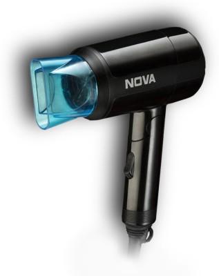 Nova NHP 8105 Hair Dryer(1200 W, Black)