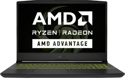 MSI Alpha 15 Ryzen 7 Octa Core 5800H - (16 GB/1 TB SSD/Windows 10 Home/8 GB Graphics/AMD Radeon RX6600M/144 Hz)...