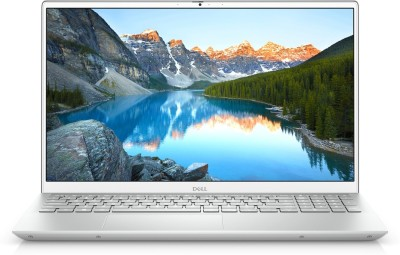 DELL Core i5 11th Gen - (16 GB/512 GB SSD/Windows 10 Home) D560587WIN9S Laptop(15.6 inch, Platinum Silver, With MS Office)