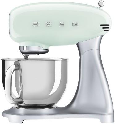 Smeg Stand SMF02PGEU 800 W Mixer Grinder (1 Jar, Green, Silver)