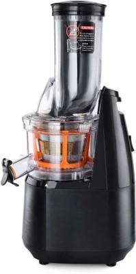 Fresh Press Electric Citrus Juicer (Pack of 1) 240 Juicer (2 Jars, Black)