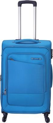 spinnerz ECO SOFT PRMIUM LUGGAGE,size 20inch ,check in luggage Cabin & Check-in Luggage - 20 inch