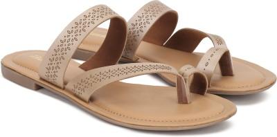 Bata Women Beige Heels