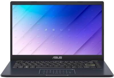ASUS Pentium Silver - (8 GB/256 GB SSD/Windows 10 Home) E410MA-EK103TS Thin and Light Laptop(14 inch, Star Black, 1.30 kg,...