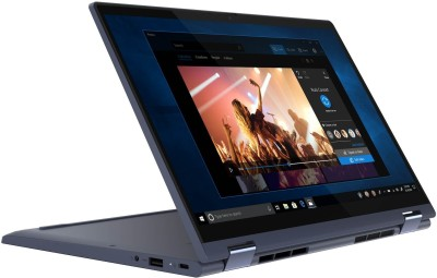 Lenovo Yoga 6 Ryzen 5 Hexa Core 5500U - (16 GB/512 GB SSD/Windows 10 Home) 13ALC6 Thin and Light Laptop(13.3...