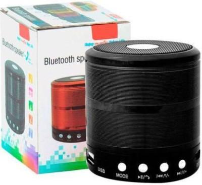 ULTADOR 887 Mini Bluetooth Speaker with FM Radio, Memory Card Slot, USB Pen Drive Slot Laptop /Tablet/PC/ ,USB,AUX/TF CARD in...