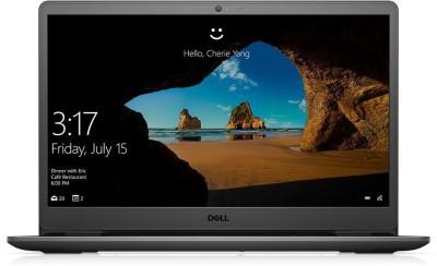 DELL Inspiron Core i3 10th Gen - (4 GB/256 GB SSD/Windows 10 Home) Inspiron 3501 Laptop(15.6 inch, Accent Black, 1.83...