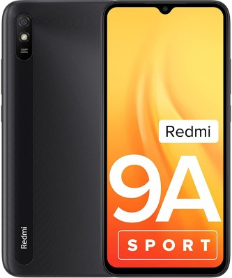 Redmi 9A Sport (Carbon Black, 32 GB)(2 GB RAM)