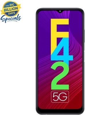 SAMSUNG Galaxy F42 5G (Matte Black, 128 GB)(6 GB RAM)
