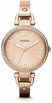 FOSSIL Georgia Analog Watch - For Women