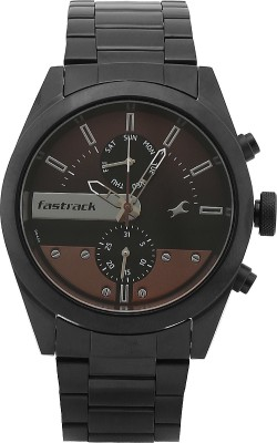 Fastrack All Nighters Analog Watch - For Men