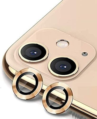 INCLU Camera Lens Protector for Apple Iphone 11(Pack of 2)