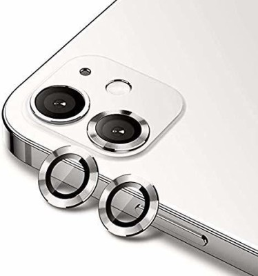 INCLU Camera Lens Protector for Apple Iphone 12 Mini(Pack of 2)