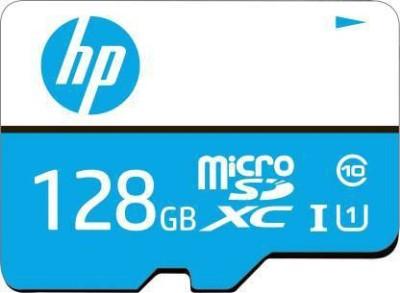 HP U1 128 GB MicroSD Card Class 10 100 MB/s Memory Card