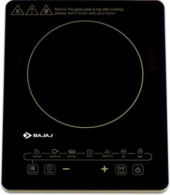 BAJAJ 740300 Induction Cooktop(Black, Gold, Touch Panel)