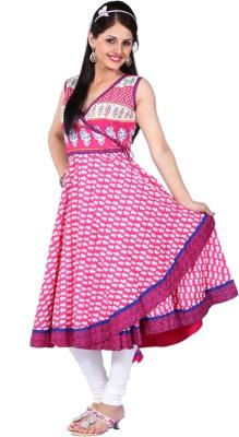 Neerus 1013 Printed Women S Anarkali Kurta - Best Price in India