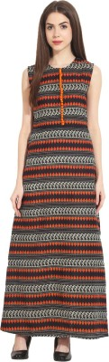 Aasi - House of Nayo Women Printed A-line Kurta(Multicolor) at flipkart