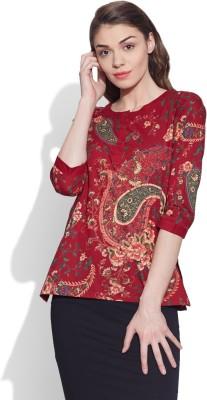 Very Me Casual Printed Women Kurti(Multicolor)