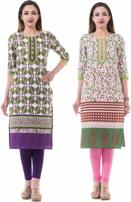 IRA Casual Floral Print Women