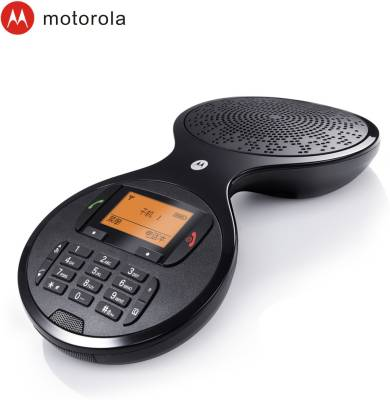 Motorola conference 1002 Cordless Landline Phone with Answering M...