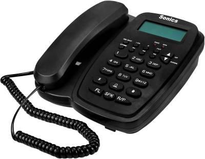 Sonics SS-916 Corded Landline Phone