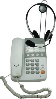 Sonics HT-929-HS Corded Landline Phone