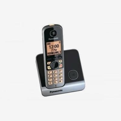 Panasonic PA-KX-TG6811 Cordless Landline Phone(Black)