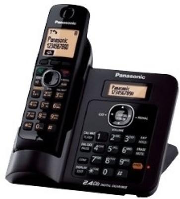 Panasonic KX-TG3811SXB Cordless Landline Phone