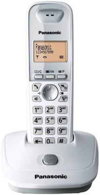 Panasonic TG 3551 Corded Landline Phone(White)