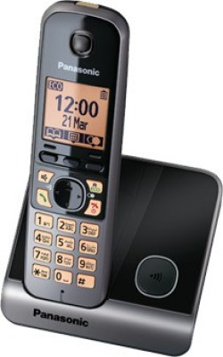 Panasonic KX-TG6711 Cordless Landline Phone