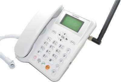 HUAWEI WIRECELL-1T Cordless Landline Phone (White)