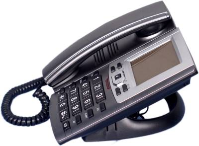 Talktel F-8 Gr Corded Landline Phone