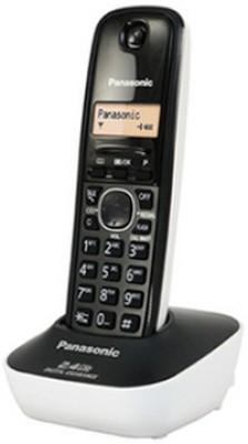 Panasonic KX-TG3411SX Cordless Landline Phone(White)