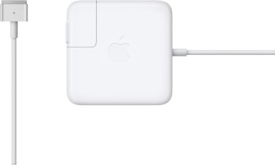 Apple MD506HN/A MagSafe 2 Power Adapter For MacBook Pro 85 W Adapter(Power Cord Included)
